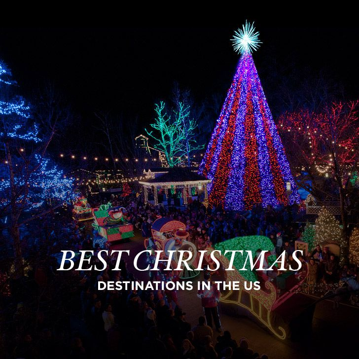 Best Places For Christmas In Usa.Pin On Gotta Go