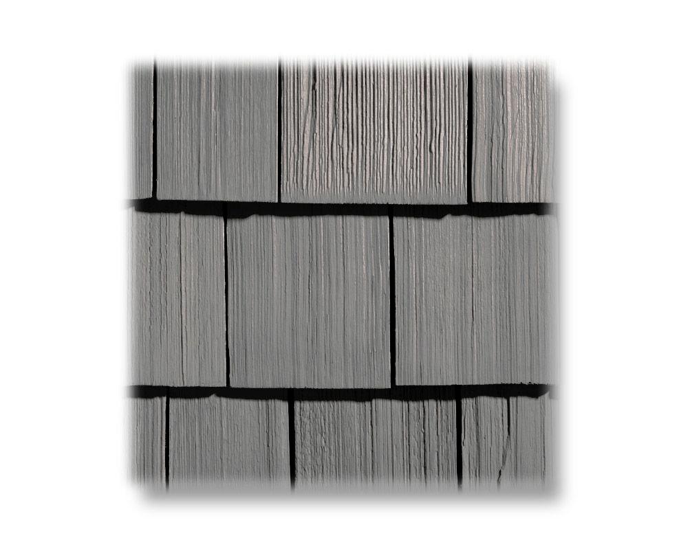 Vinyl Siding Ultra Premium Roughsawn Shakes Weathered Blend Roughsawn Shake Panels 8 1 2 X8 6 Vinyl Siding Vinyl Shake Siding Shake Siding