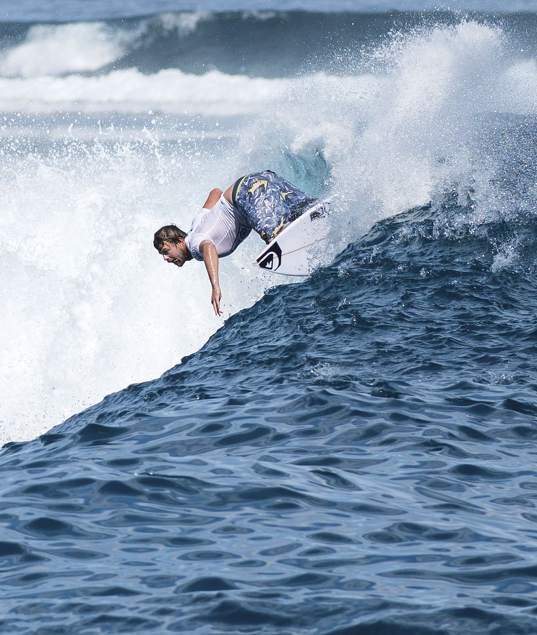 Wildcard Dane Reynolds in Round 1. #FijiPro