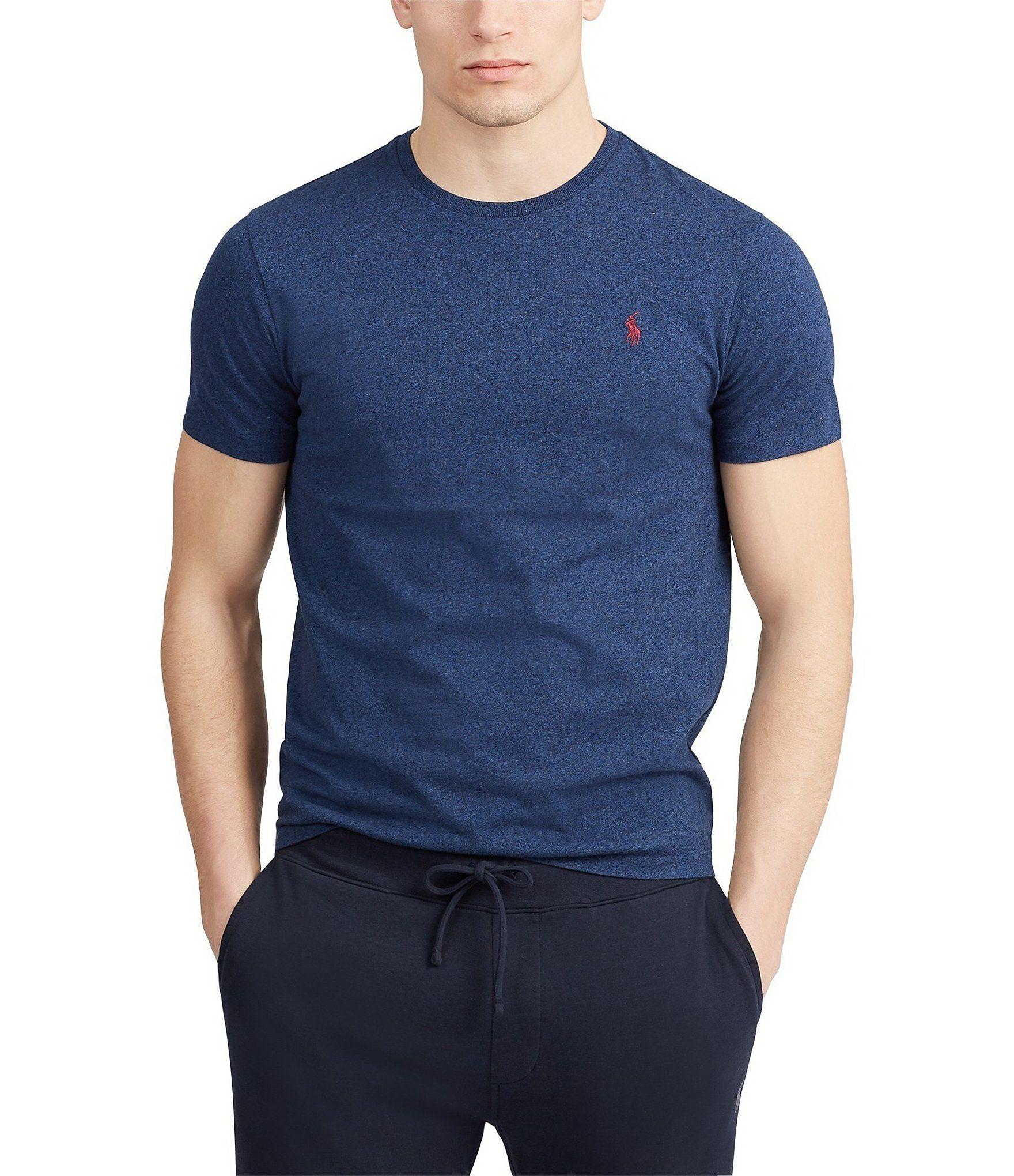 Photo of Polo Ralph Lauren Standard-Fit Kurzarm-Rundhals-T-Shirt – XS
