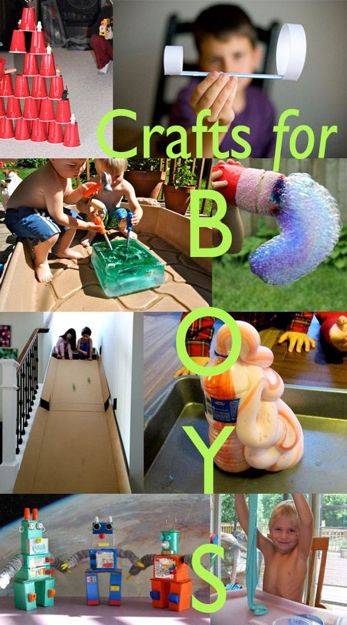 Cool Craft Projects For Kids Craft Projects For Boys That Girls