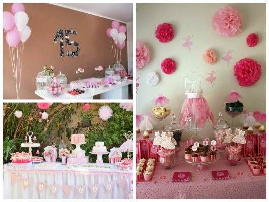 Decoracoes Para Festas 15 Anos: Resultado De Imagem Para Como Fazer Uma Festa Em Casa