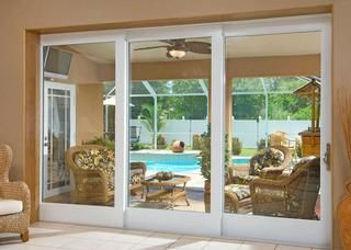 Product Focus: PGT Industries French Style Sliding Glass Doors   Southern  Home Service, Fort