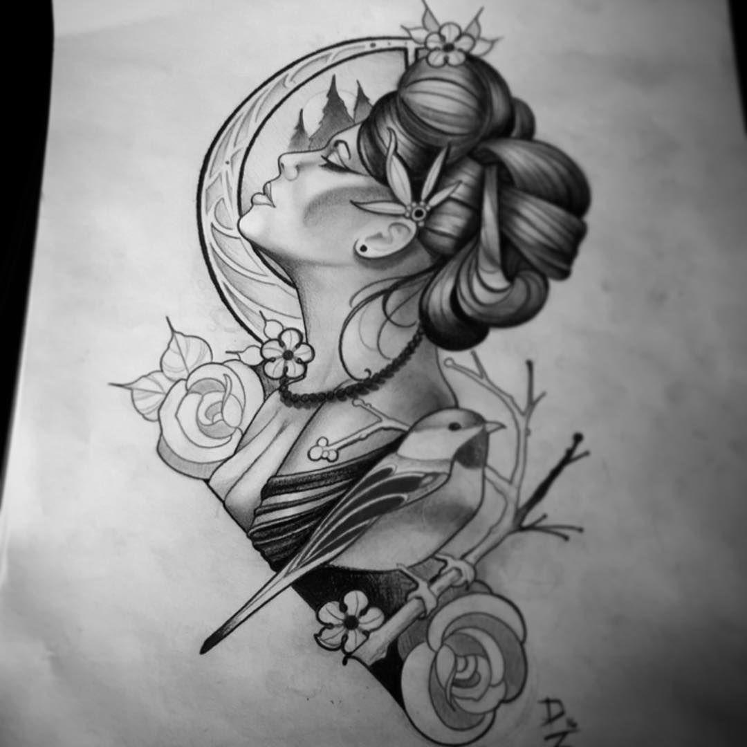 Ver esta foto do Instagram de @derek_z_tattoos • 109 curtidas