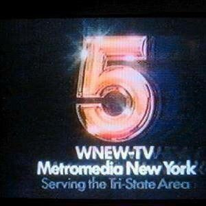 Channel 5 WNEW-TV | Tv, Classic television, Golden age of hollywood