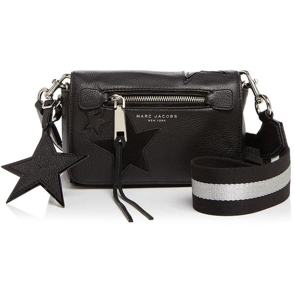 Marc Jacobs Star Patchwork Crossbody (6.435 ARS) ❤ liked on Polyvore featuring bags, handbags, shoulder bags, patchwork purses, marc jacobs purse, cross-body handbag, marc jacobs shoulder bag and cross body