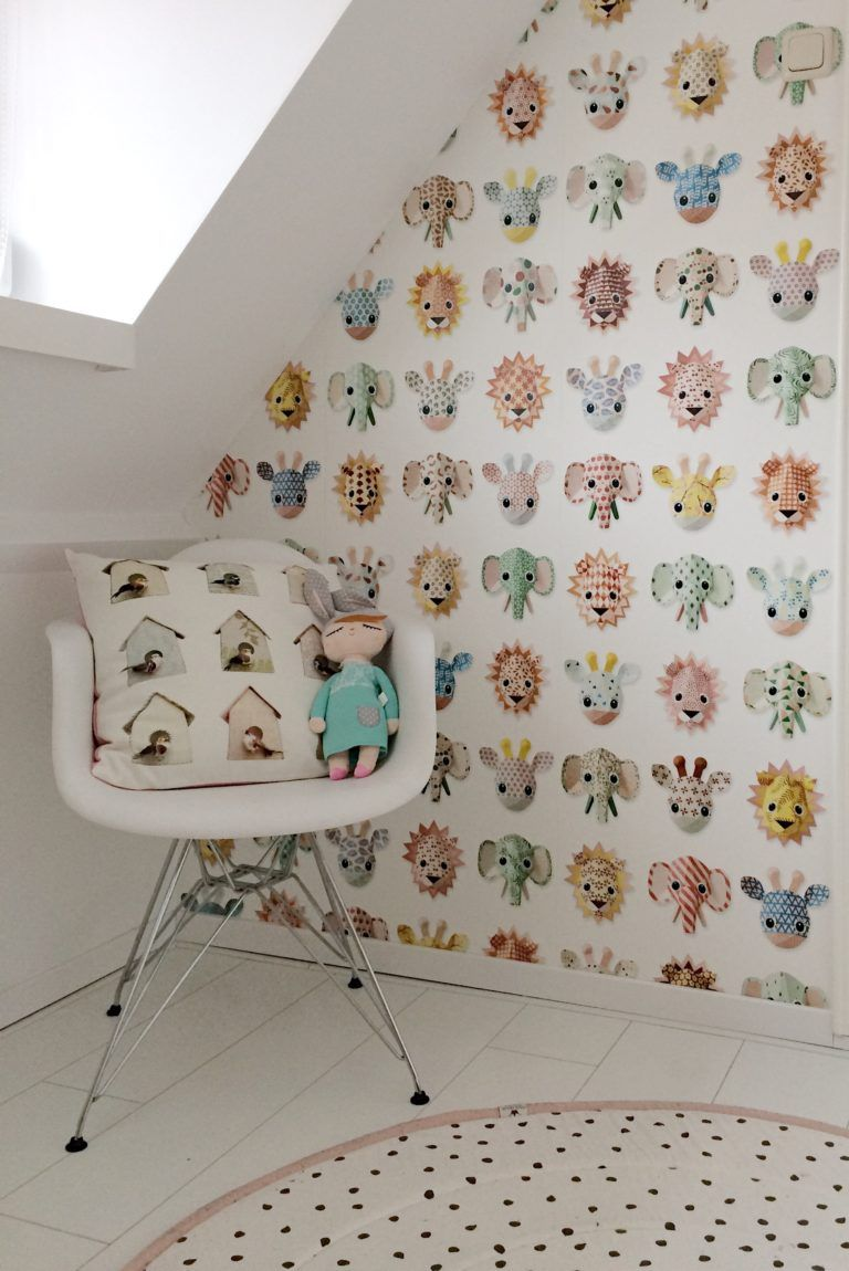 Dora Behang Kinderkamer.Studio Ditte Behang Princess Lio Bedroom Girls Bedroom En Kids