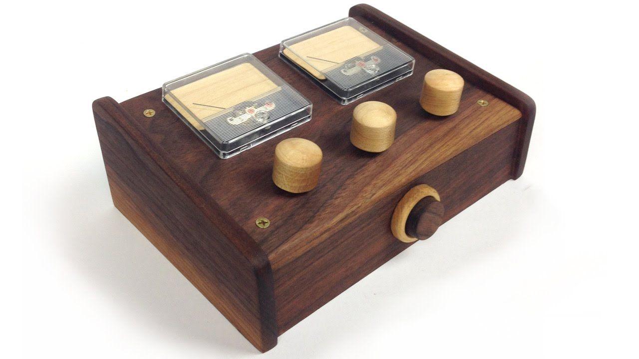 Arcadestyle puzzle box mini game puzzle box diy