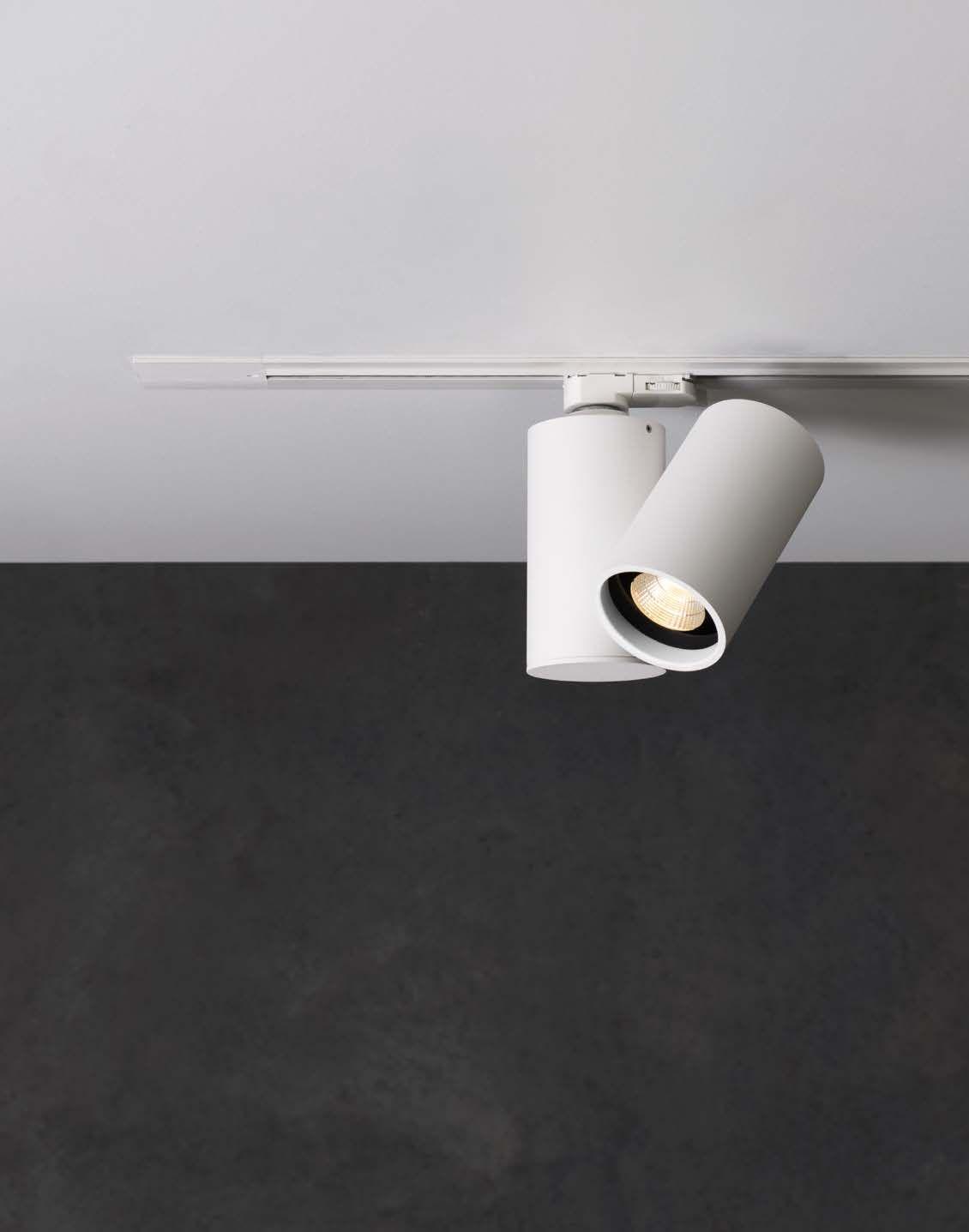 Horizon Track Light: Compact & Subtle for Multiple