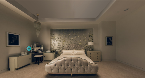 A Peak Inside Fifty Shades Of Grey Apartment Interiors Celebrity