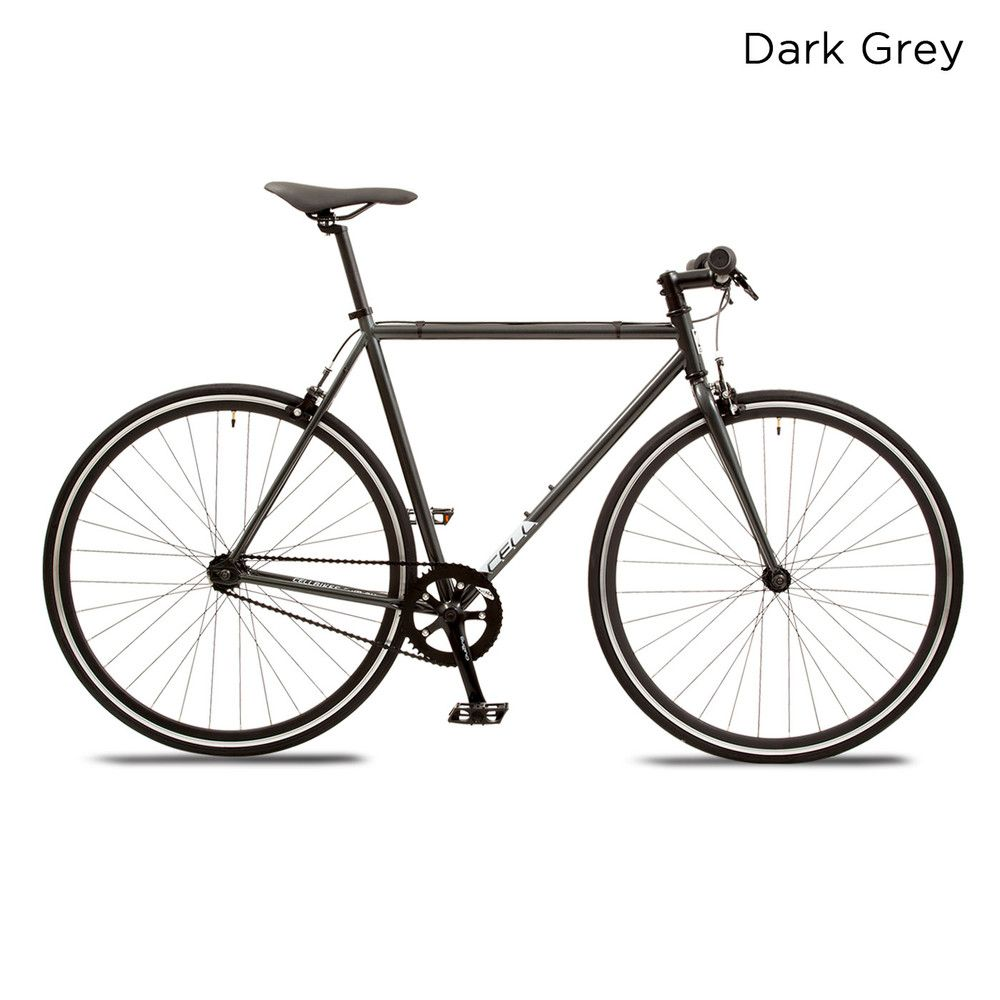 Lucy S Bike In Dark Grey 249 Incl Delivery Fuji Bikes