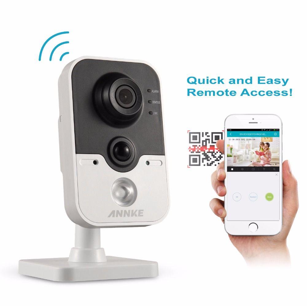 ANNKE HD P Wireless IP Camera MP CCTV WIFI Camera Home