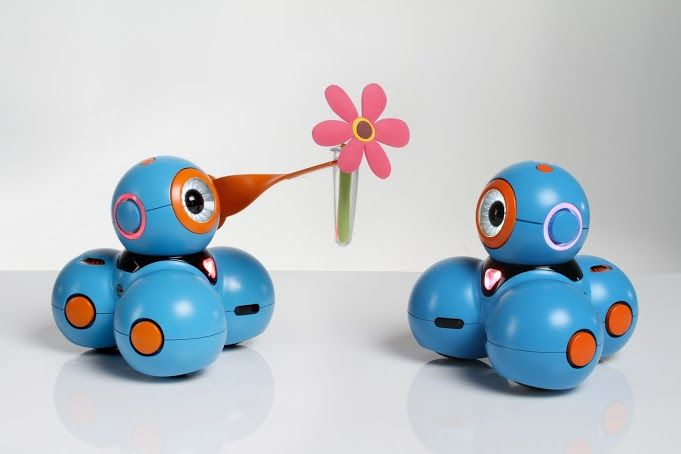 Meet Bo and Yana — the cute robots that can teach your toddler to code