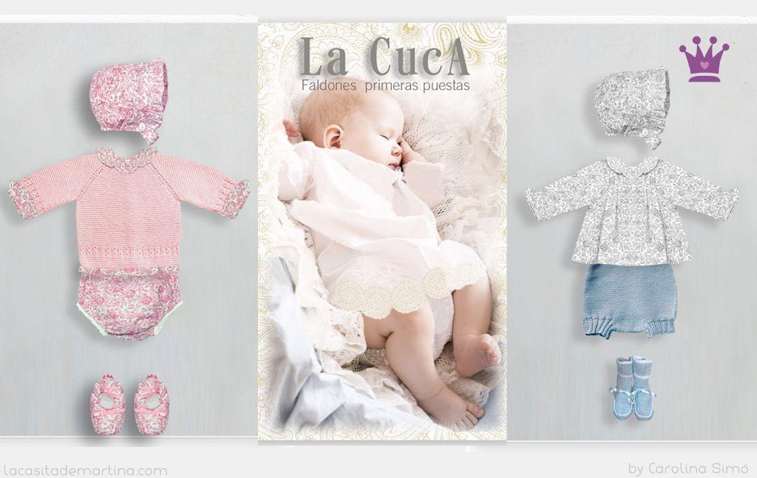 b662c3985 ♥ LA CUCA primera puesta para el bebé y decoración textil ...
