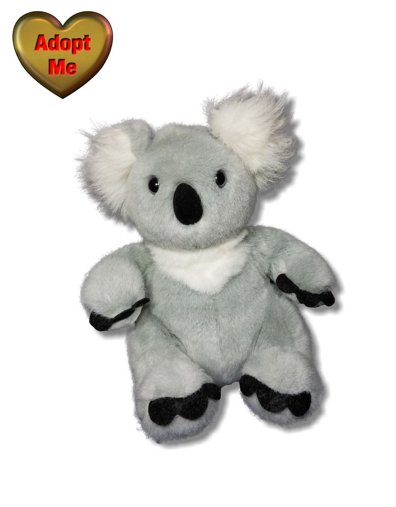 Build A Bear Koala Stuffed Plush Australian Animal Toy 12in Buildabearworkshop Pet Toys Koala Australian Animals