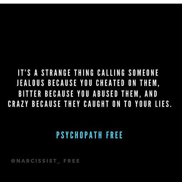 When A Narcissist Is Caught Cheating And Lying