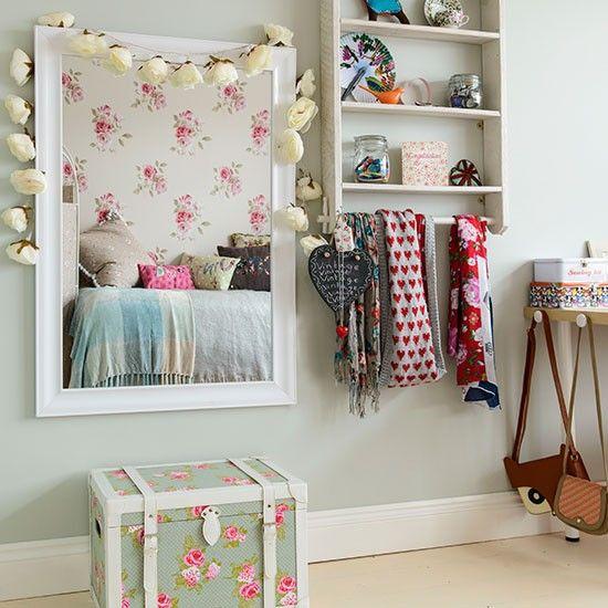 Girl\'s bedroom storage | Bedroom storage, Storage and Bedrooms