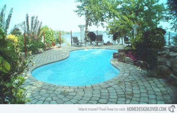 20 Figure 8 Shaped Swimming Pool Designs