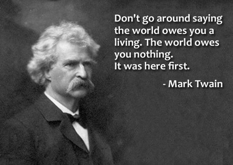 Mark Twain's Mysterious Misery-Machine