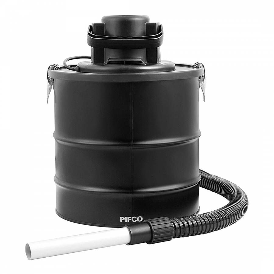 Pifco 18L Hot Ash Vacuum Cleaner