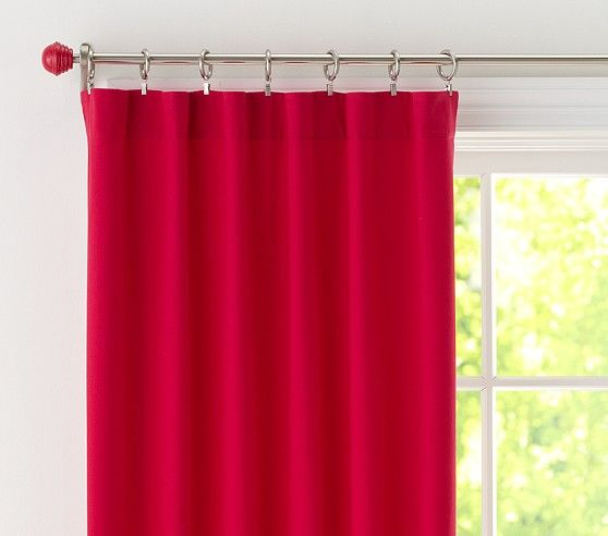 Twill Blackout Curtain Blackout Panels Simple Curtains Boys Bedroom Curtains