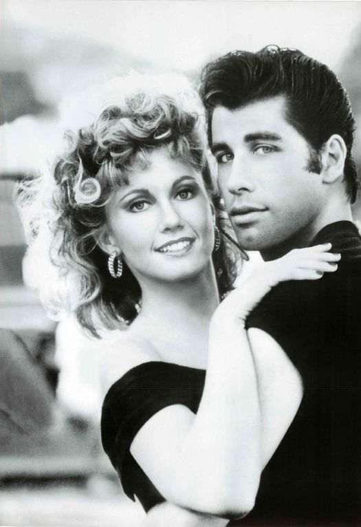 I love Grease! The first time I saw it was at the Preston Drive-in with my parents and sister.
