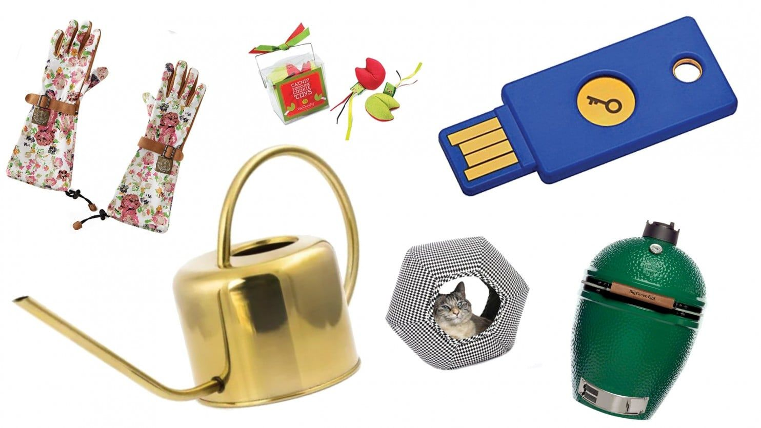 Holiday gift guide shopping for a person whos hard to