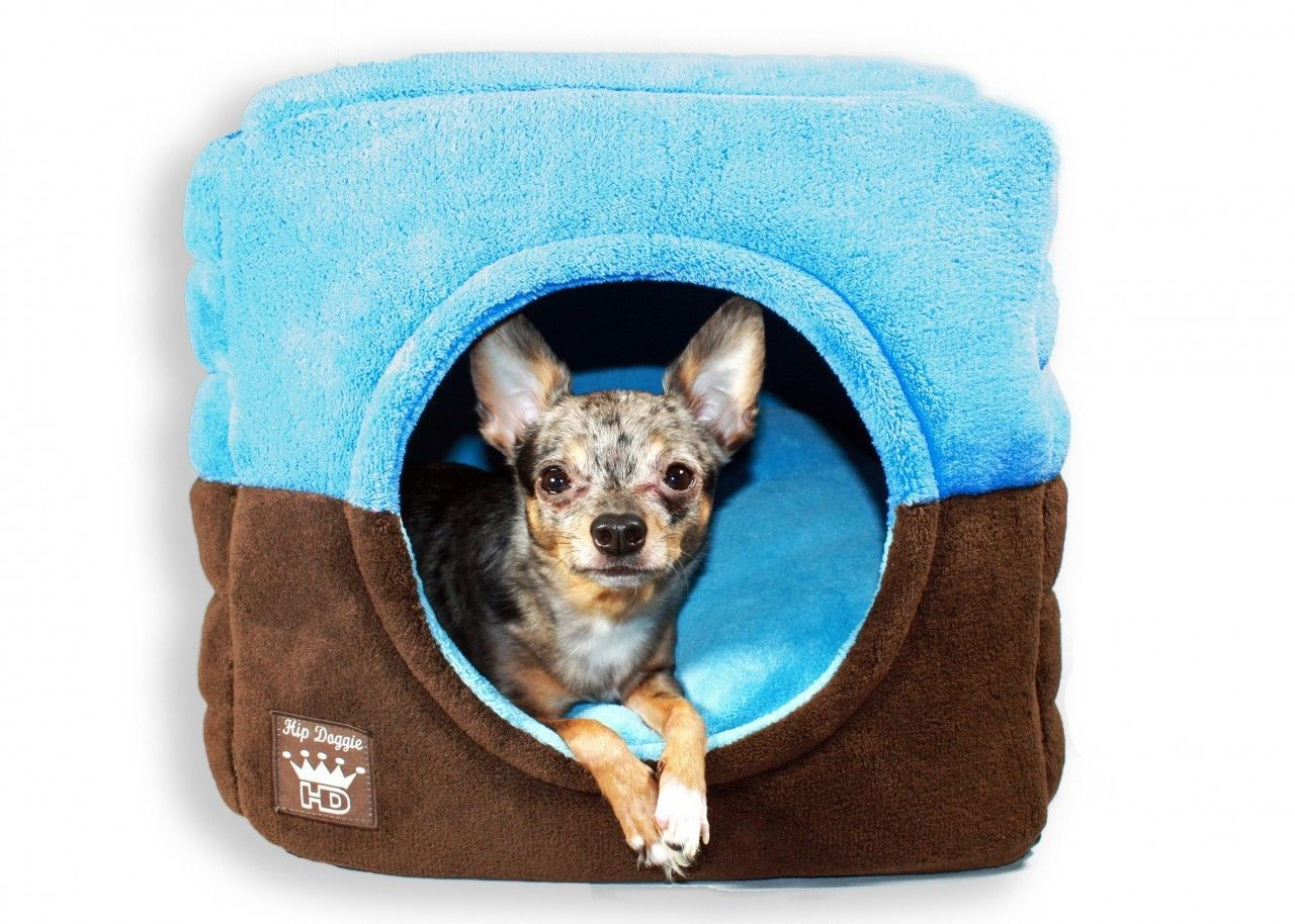 Hip Doggie Deluxe Pop Tent Dog Bed Dog beds for small