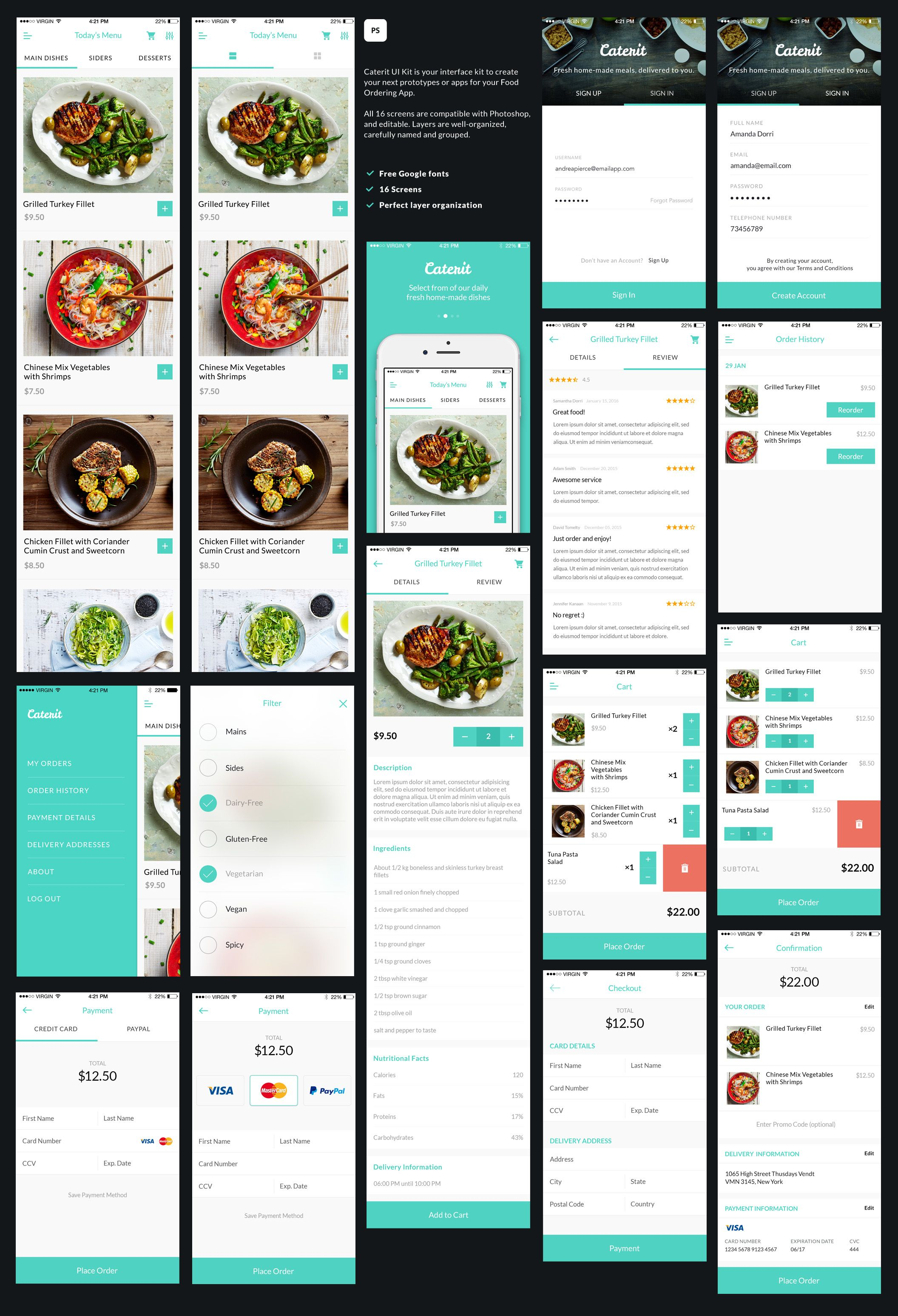 Pin On Delivery Ui