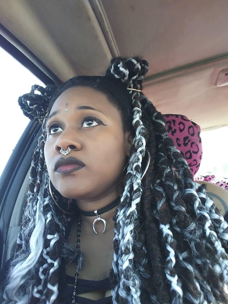 Pin by 𝓶𝓫 on afropunk pinterest black goth alternative