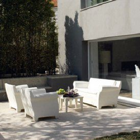 Kartell Tavolino Bubble Club.Bubble Club Sofa Modern Outdoor Side Tables Outdoor