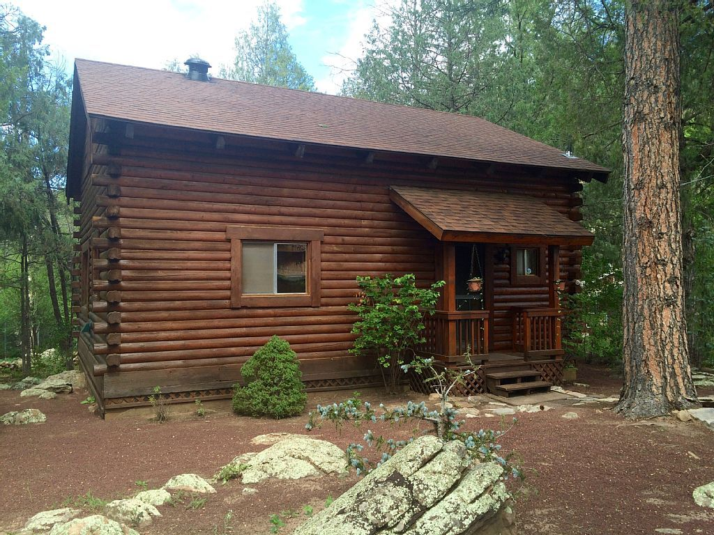Cabin vacation rental in payson az usa from