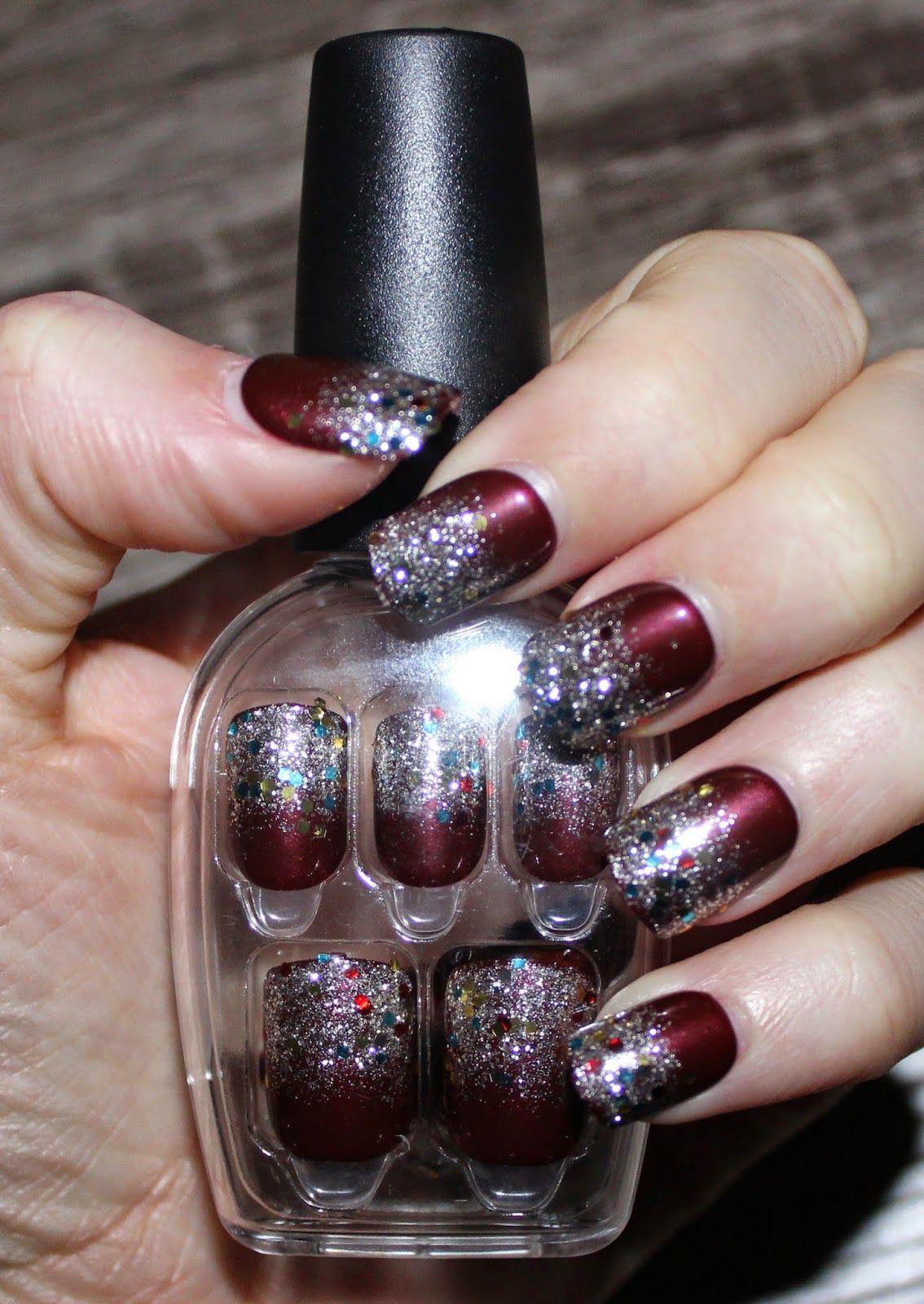 ImPress PressOn Manicure in Glitz & Glamour Impress