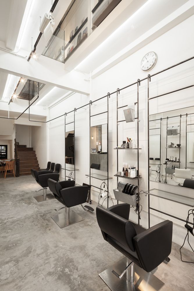 Gallery Of Boy Siam Square Stu D O Architects 9 Salon