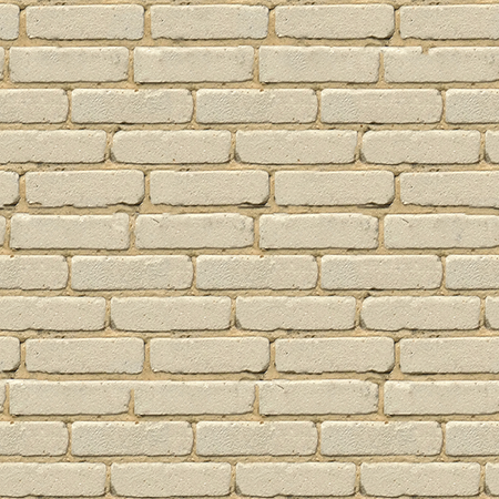 Very Light Color Brick Wall Dokular Desenler