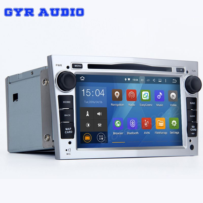 Android 5.1.1 Car dvd gps player for opel corsa Vectra C