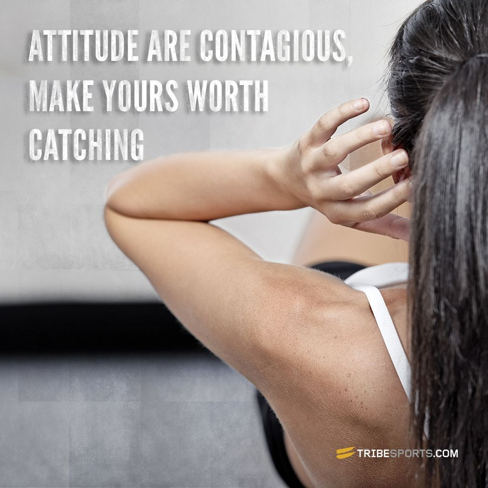 #tribesports #inspiration #improvement #motivation #contagious #exercise #attitude #catching #fitnes...