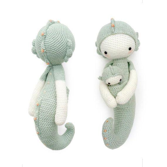 Cute Amigurumi Crochet Patterns By lalylala - Super Cute Kawaii!! | 570x570