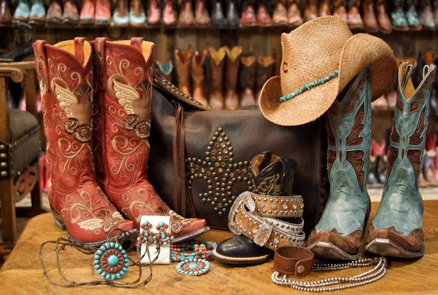 Country Western Clothing For Women Slopeside Cowboy Jeans And Boots Cowgirl Boots Western Wear