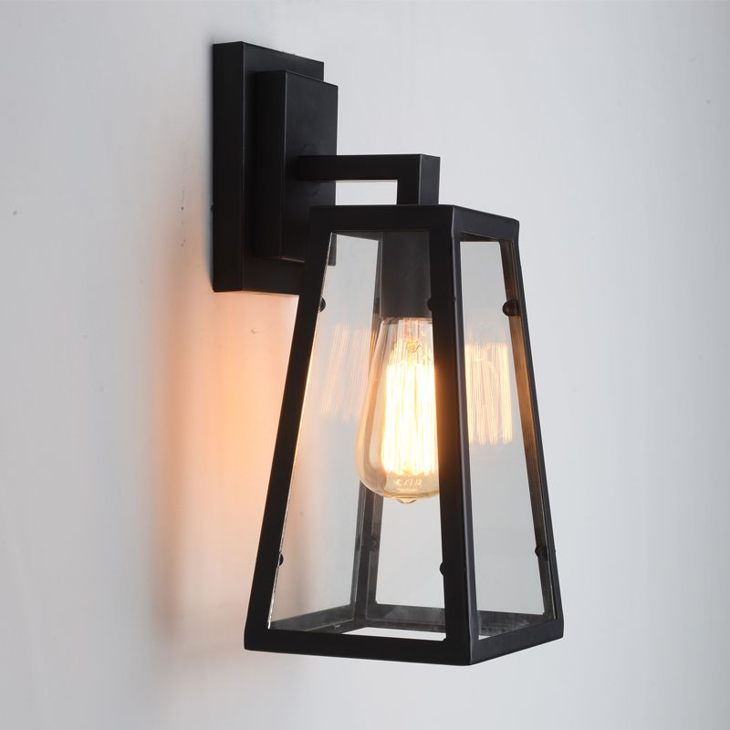 Find More Led Indoor Wall Lamps Information About Vintage Wall Lamps Industrial Black Wall Light Black Sconc Wall Mounted Lamps Sconce Light Fixtures Wall Lamp