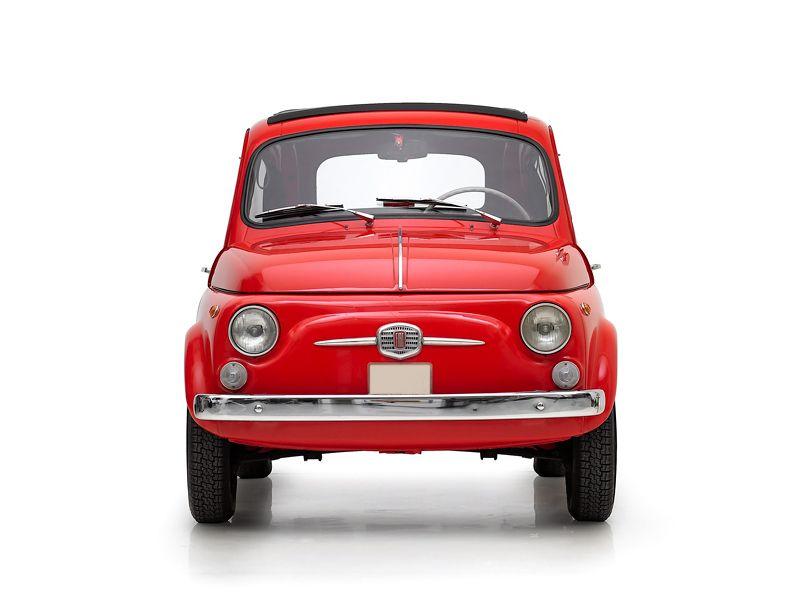 Fiat Nuova 500 D '1960–65' l La macchina del popolo. | Fiat ...