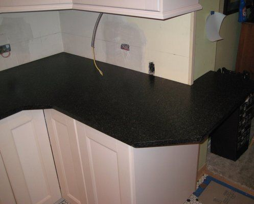 Black Pearl Granite Brushed Black Pearl Granite Granite Countertops Countertops
