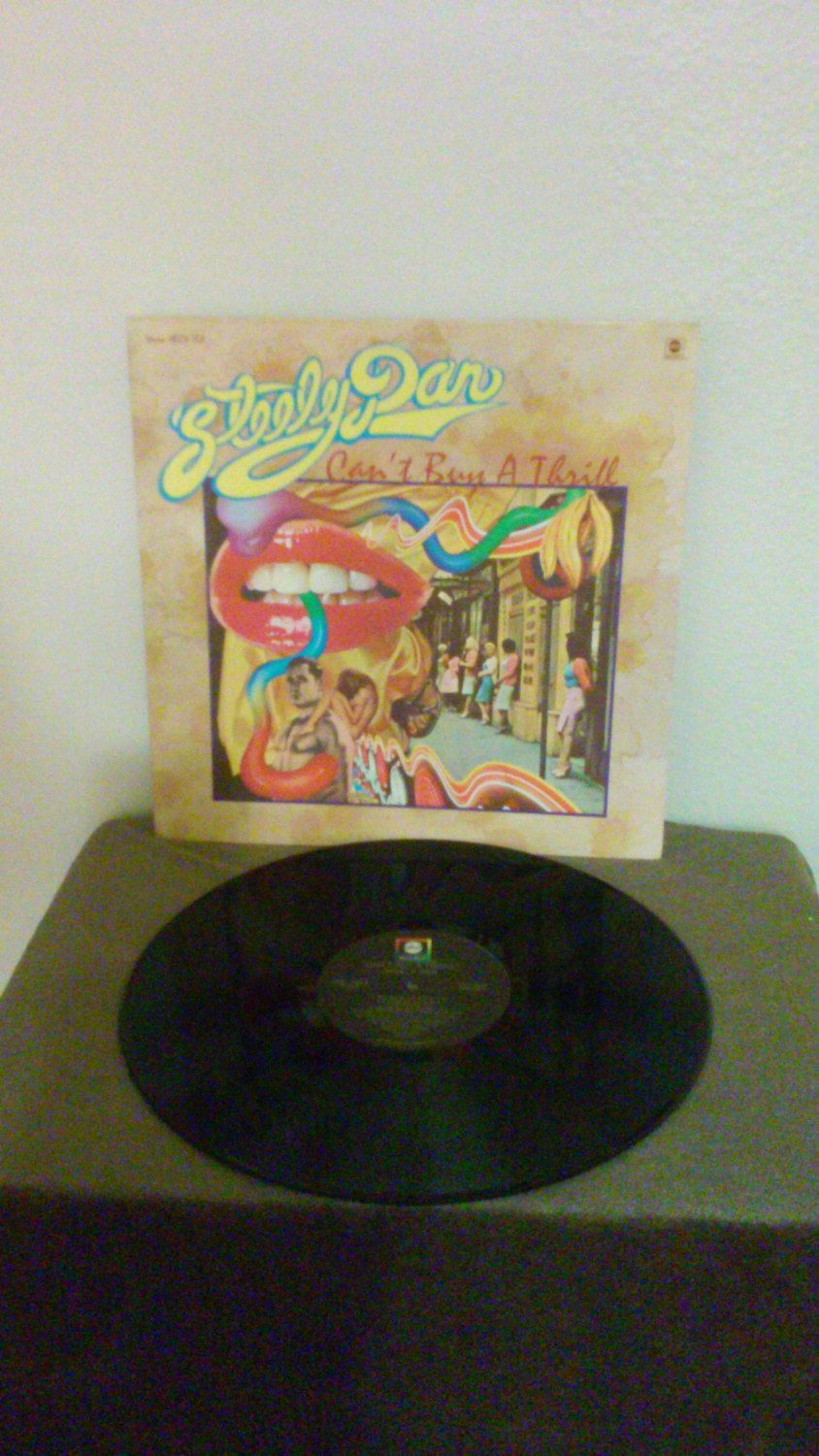 Steely Dan vinyl record - Cant buy a thrill  - Original - Vintage Vinyl record LP in Excellent Plus Condition