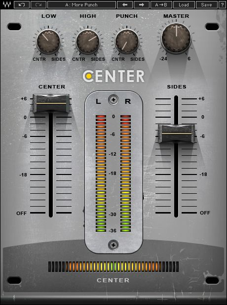 Center Stereo Enhancer Plugin For Mastering Waves Waves Audio Music Mixing Plugins