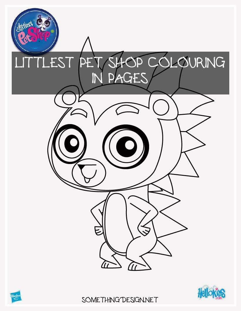 17 Littlest Pet Shop Colouring In Pages Littlest Pet Shop Little Pets Coloring Pages [ 1060 x 821 Pixel ]