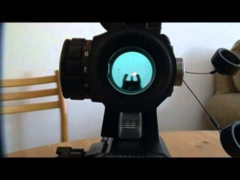 How To Zero A Red Dot Sight Red Dot Sight Red Dots Red Dot Optics