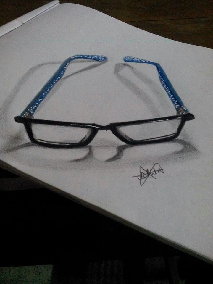 3D spectacles by Nishita Afrin