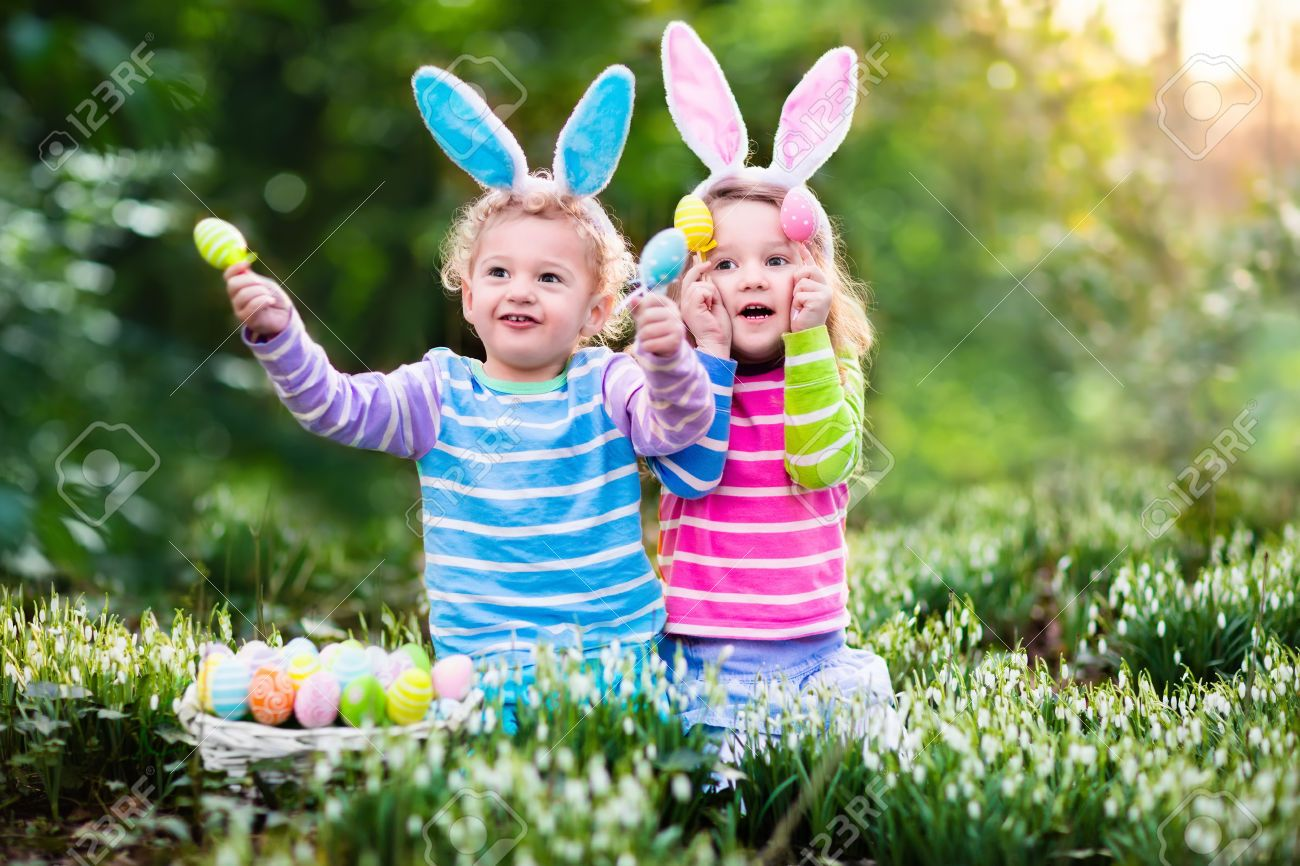 Children about Easter 14