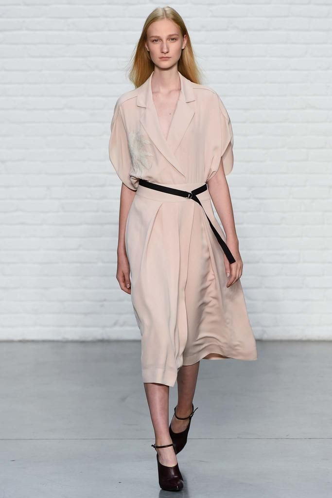 Yigal Azrouel Spring 2015 Ready-to-Wear