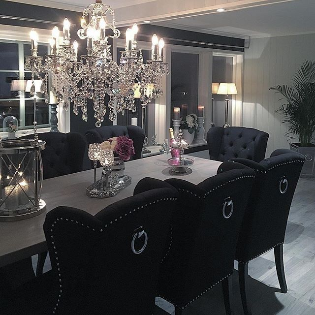 35 Dining Room Decorating Ideas Inspiration: Decorating Inspiration: Set Up Your Dining Table With